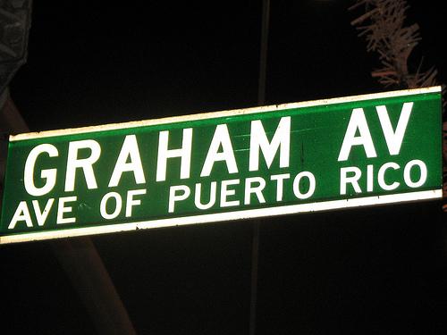 avenue of puerto rico