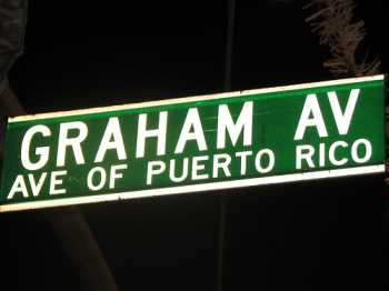 avenue of puerto rico