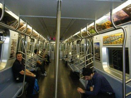 nyctalking subway