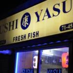 Restaurant: Sushi Yasu