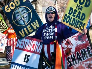 westboro baptist church sickos