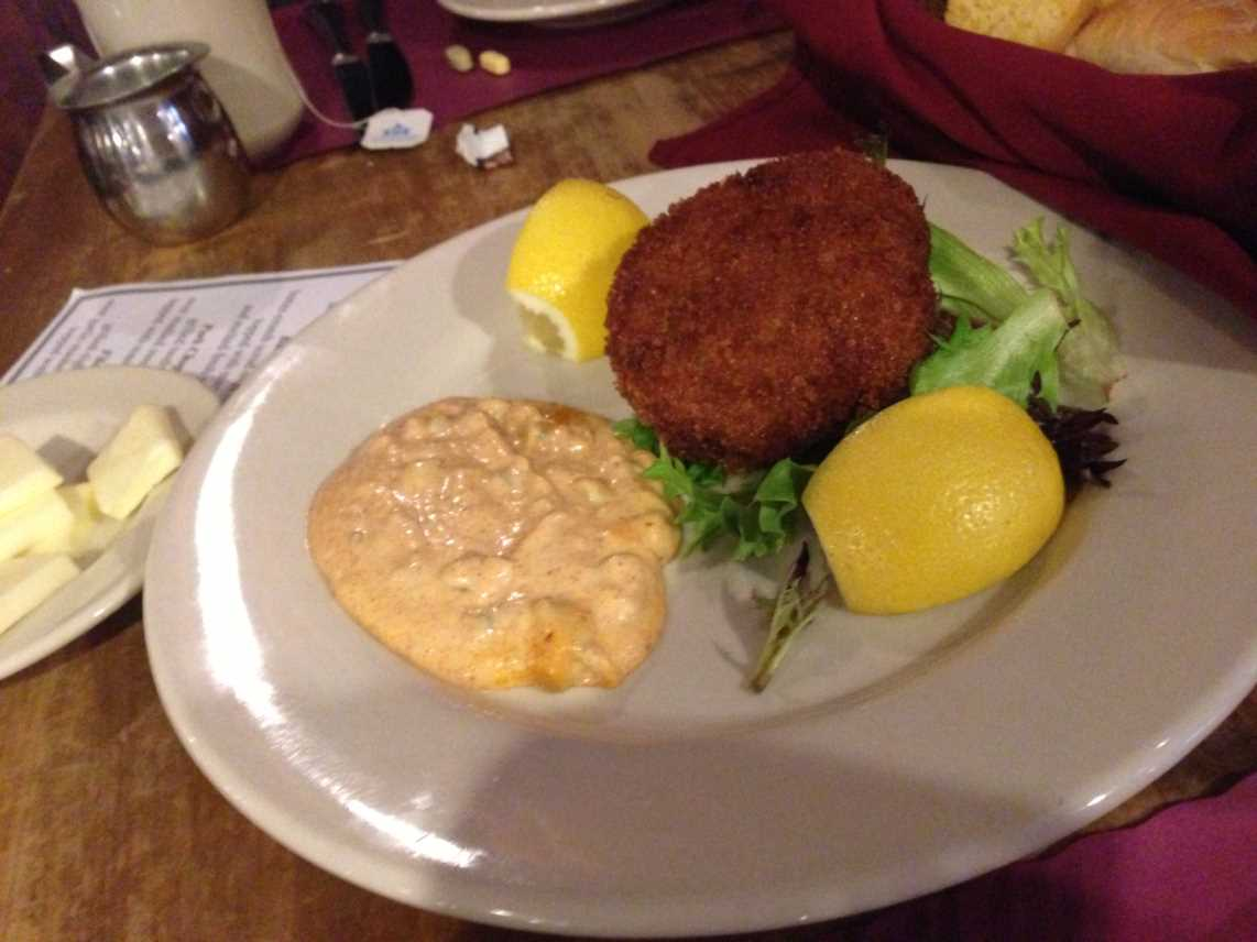 crab cake publick house