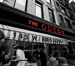 the odeon nyctalking