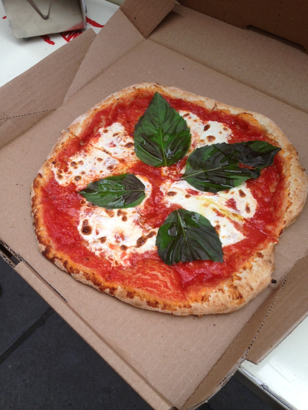 Neapolitan Express Pizza