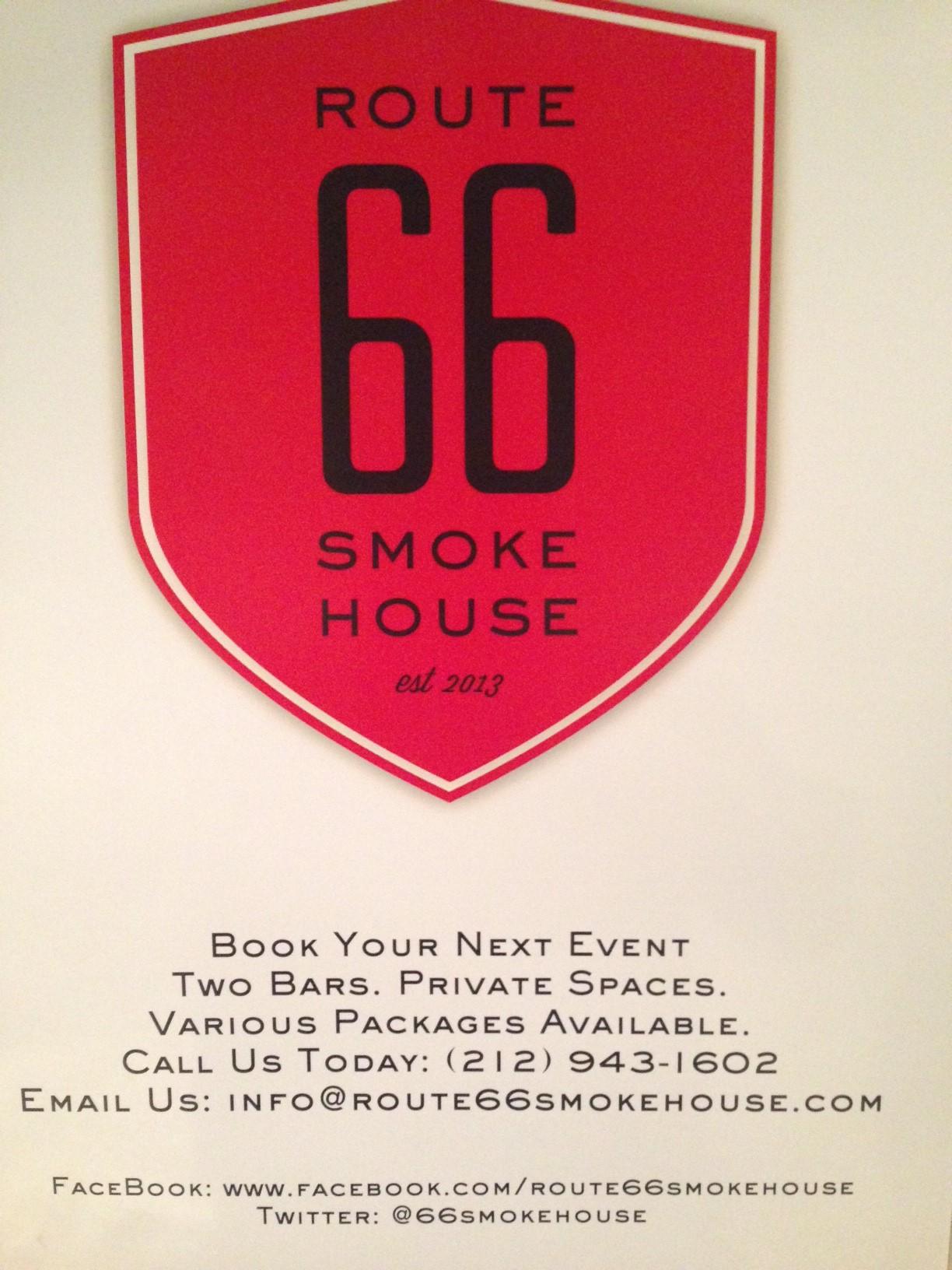 Route66 Logo NYCTalking