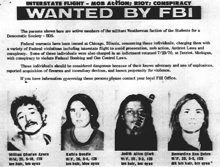 SDS-FBI
