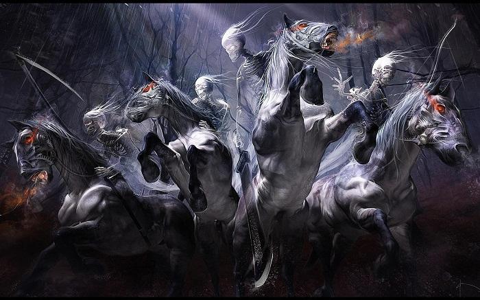 the-four-horsemen