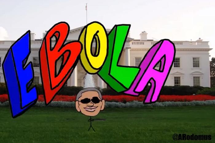 barack ebola