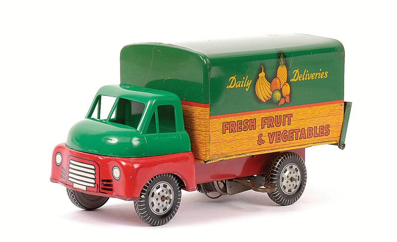 arodomus vegetable truck