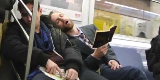subway-sleep