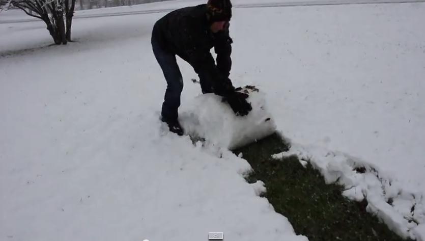 snow hack