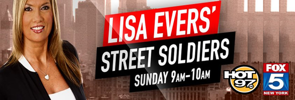 Lisa Evers Hot97