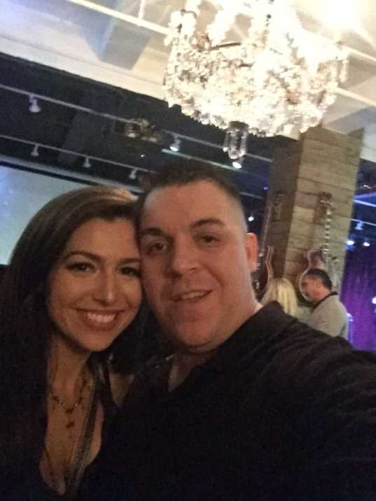Jessica Lynn Angel Rodriguez Selfie
