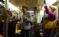 NYC subway party