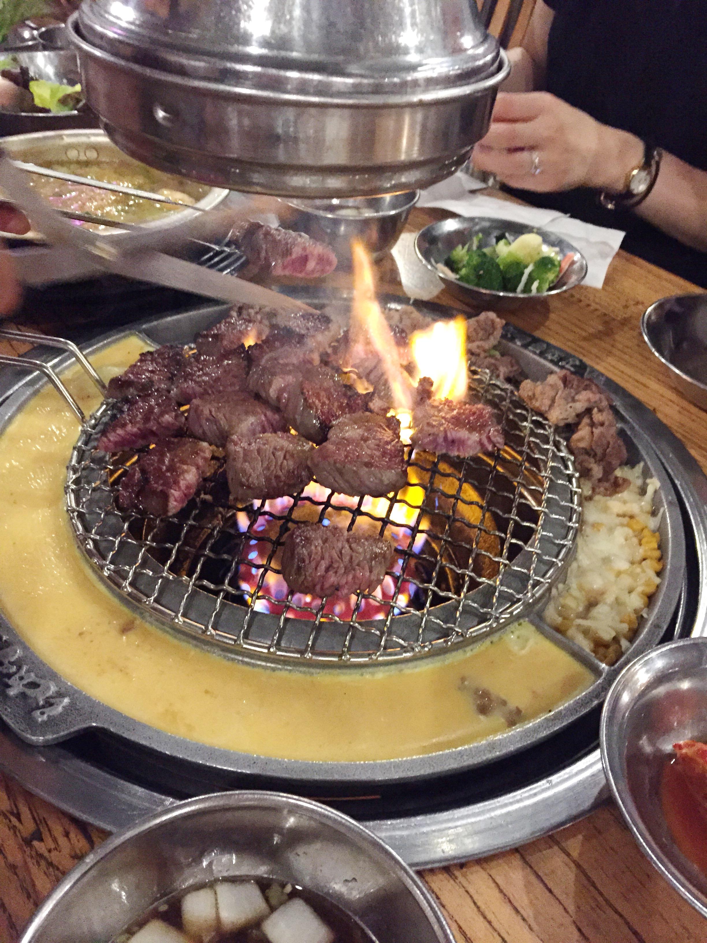 Kang Ho Dong Baekjeong