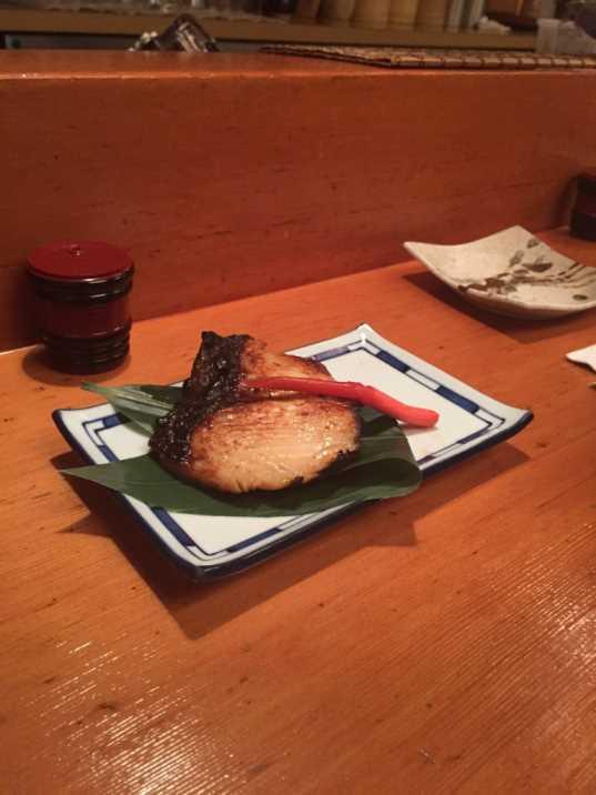NYCTalking Sobaya cod fish
