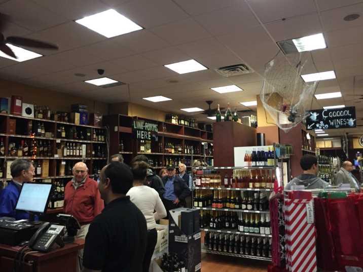 garnet wines & liquors
