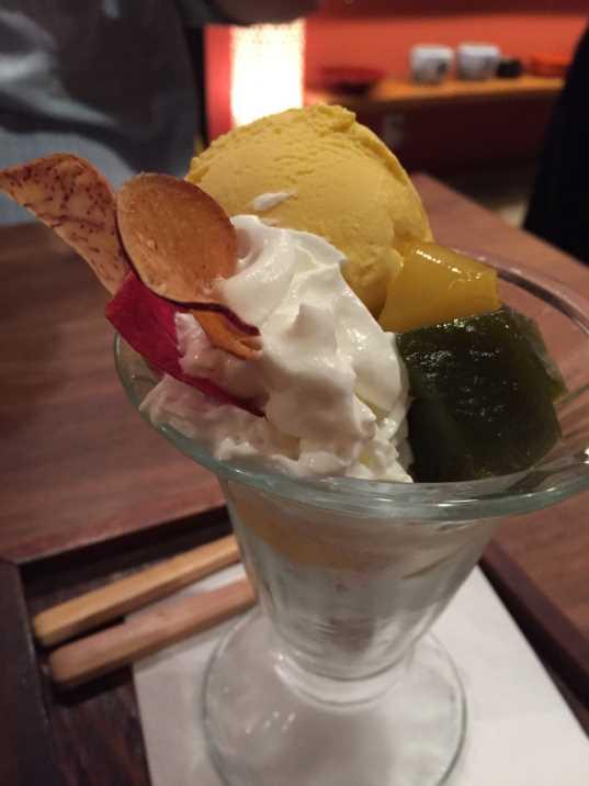 ootoya dessert