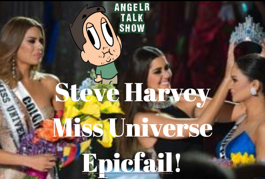 steve harvey miss universe