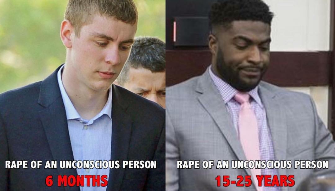 brock turner rapist