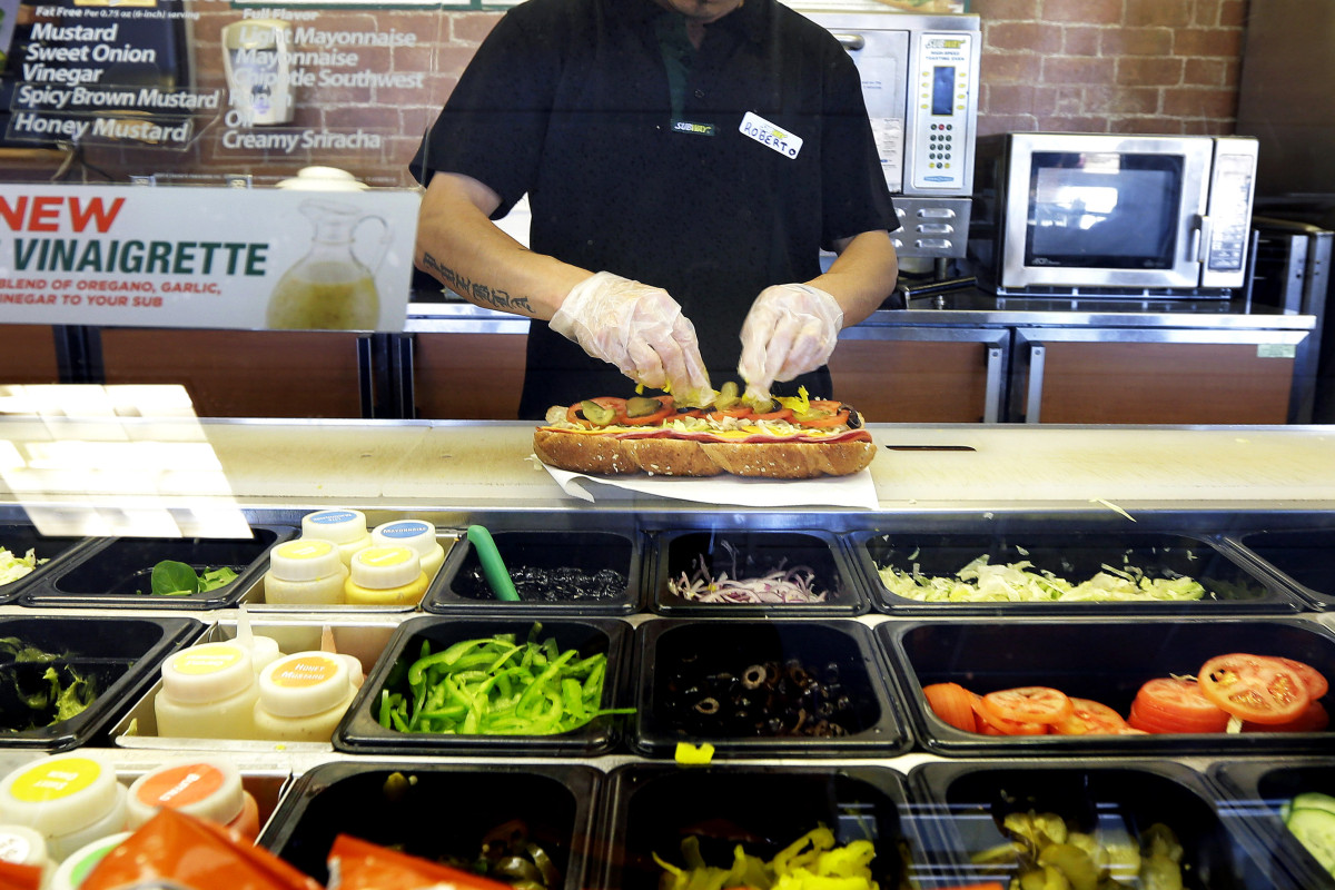 Subway Restaurants Discontinue Sweet Peppers Nyctalking